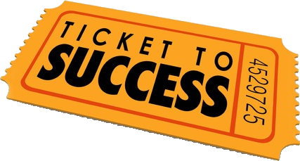 Your Ticket to success